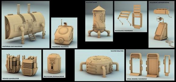 David Alvarez' props for the medina, part 2